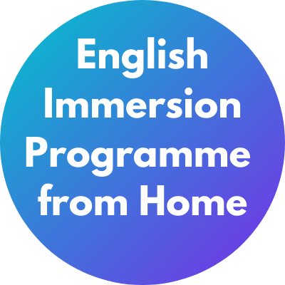 English Immersion Programme without having to leave your home